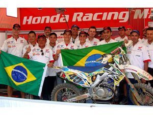 Entre 37 países, Brasil é o 14º no Motocross das Nações 2009