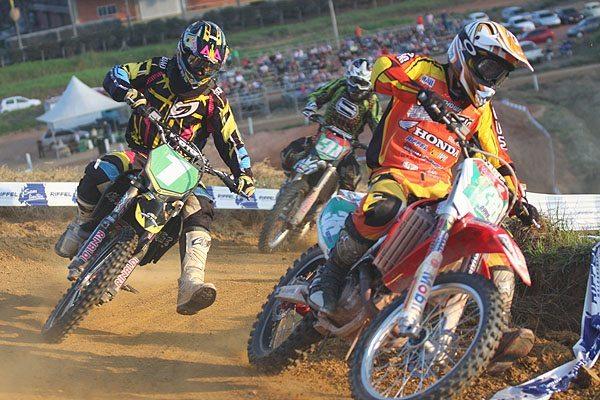 Equilíbrio será a marca da sexta etapa do Riffel Motocross em Araranguá
