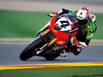 Equipa António Banderas Moto2 ganha forma