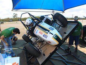 Equipe da FEI conquista o tricampeonato na competição Fórmula SAE