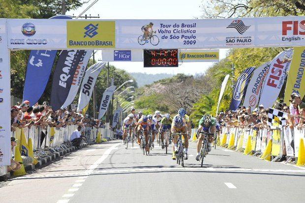 Equipe de Curitiba está otimista para o Tour do Brasil / Volta Ciclística de São Paulo