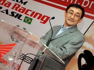 Foto: Roberto Akiyama, diretor comercial da Honda Brasil