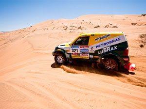 Equipe Petrobras Lubrax alcança bons resultados na décima etapa