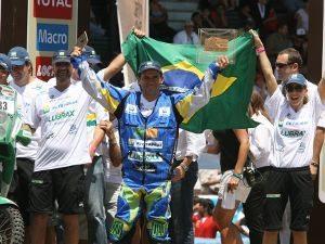 Equipe Petrobras Lubrax comemora êxito em Buenos Aires