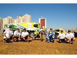 Equipe Petrobras Lubrax faz balanço do Rally dos Sertões 2010