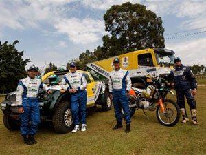 Equipe Petrobras Lubrax já está completa em Buenos Aires