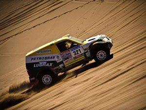 Equipe Petrobras Lubrax termina mais um Rally Dakar