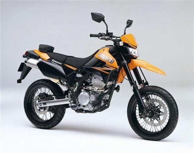 Errata: Kawasaki D-Tracker X