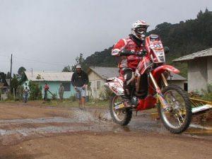 Foto: Dario Júlio estreou com título no Campeonato Brasileiro de Rally Cross-Country
