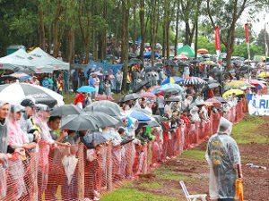 Expectativa de motódromo lotado e grandes disputas na quinta etapa do Riffel MX, em S. Miguel do Oeste