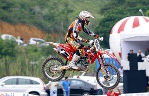 Foto: Maurício Arruda/VIPCOMM - Swian Zanoni, piloto da categoria MX2