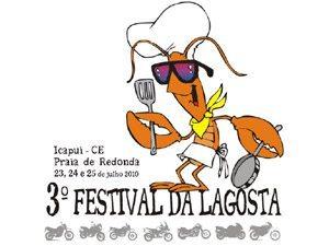 Festival da Lagosta - 2010 em Icapuí,CE