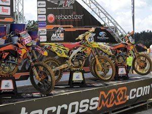 Foto: Podium MX1 - Pirelli Foto divulgação