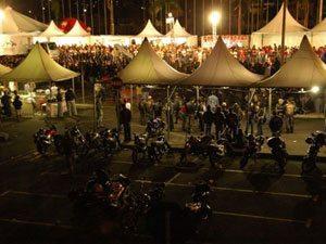Foco na segurança é uma das atrações do Yamaha Festa