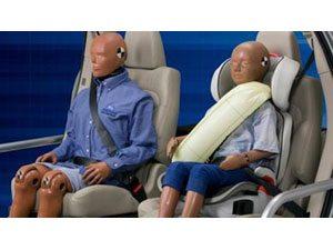 Ford Explorer com cintos infláveis