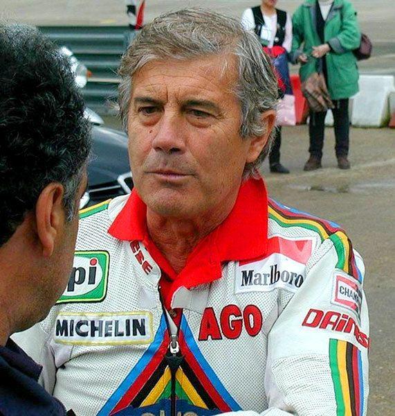 O gênio de Giacomo Agostini ainda hoje é venerado pelos pilotos