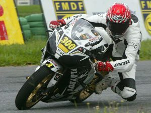 Foto: Vinicius Maia, campeão brasileiro na categoria Superbike Light em 2010