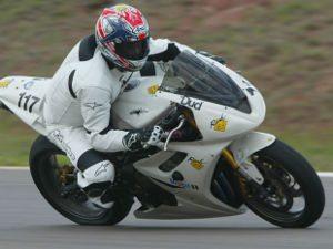 Foto: Eduardo Costa Neto foi o vencedor da categoria 600cc na etapa de Brasília