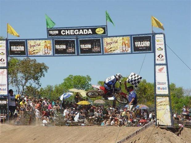 Goiano de Motocross esquentou Luiz Alves na 3ª etapa
