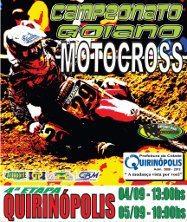 Goiano de motocross faz quarta etapa em Quirinópolis