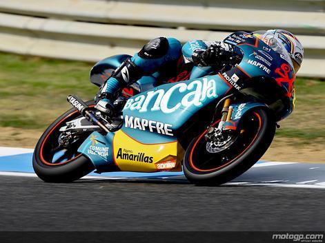 GP 125 - Simón assina sexta pole de 2009