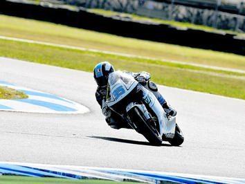 GP 250 - De Rosa na cabeça da grelha das 250cc