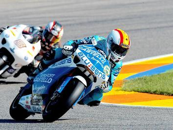 GP 250 - Debón cai depois de garantir pole