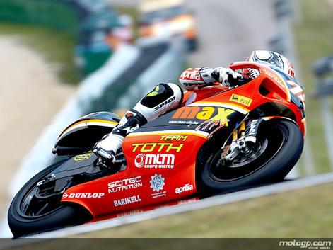 GP 250 - Pasini impõe-se antes da qualificação