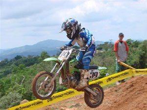 Foto: Carlinhos mais um título na 65cc