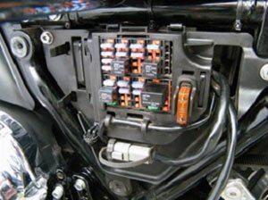 Instalação elétrica conta com componentes de qualidade superior