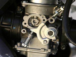 Foto: Carburador limpo - Divulgação Yamaha Factor.