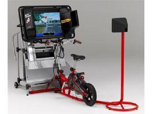 Honda anuncia venda de simulador de bicicleta em 2010