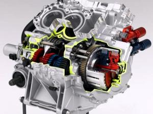 Honda Dual Clutch Transmission