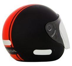 Honda lança três modelos de capacete  c5491bb8e4c