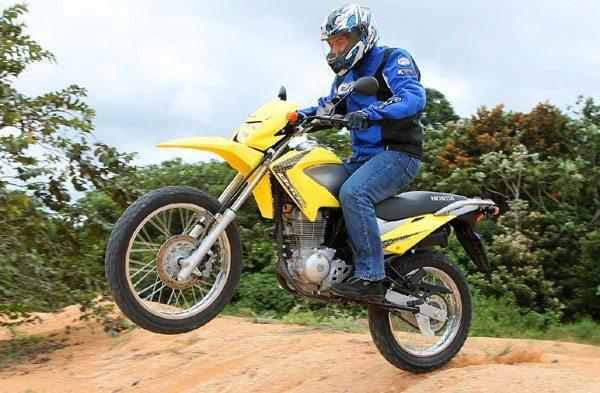 HONDA NXR 150 BROS 150 2009