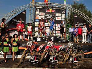 Foto: Principais campeões estarão presentes na final do Mundial de Motocross