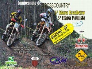 Inscrições da 5ª Etapa do Campeonato Brasileiro e Paulista de Cross Country encerram nesta Quarta-feira - 30/09/2009