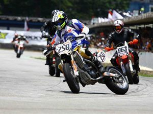 Interlagos recebe primeira etapa do Campeonato Paulista RM Supermoto