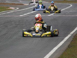 Kart: Primeira fase do brasileiro teve cinco títulos para a Kart Mini
