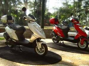 Foto: Primeiro a scooter; no total serão 7 produtos elétricos