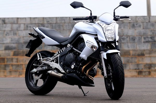 Kawasaki ER6-n: diversão e versatilidade