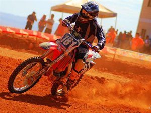 Kurt Rudolf vence no Brasileiro de Velocross