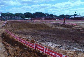 Foto: Tudo pronto para o Latino de Motocross - Bitenca