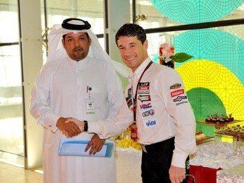 LCR Honda e Qatar S&T Park vão ser parceiros