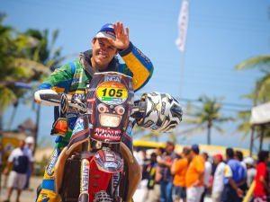 Foto: Eliseo Miciu/ www.webventure.com.br - Felipe Zanol surpreende e é o vice-campeão nas motos
