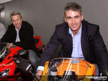 Foto: Australian Legends Wayne Gardner and Mick Doohan