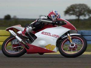 Foto: Rafael Portaluppi quer aumentar a liderança na 125cc