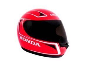 Linha 2011 de capacetes Honda chega às concessionárias
