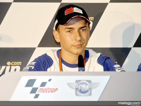Lorenzo confiante após conquista da quinta pole do ano
