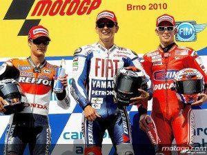 Lorenzo junta Brno à lista de vitórias